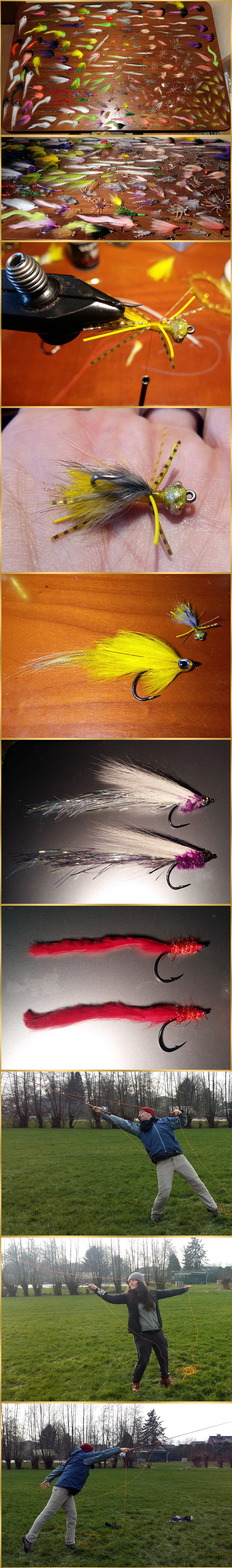 flies for tarpon, bonefish and permit