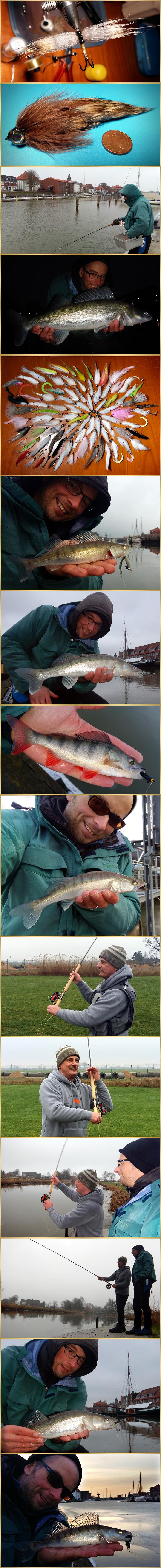 zander flyfishing